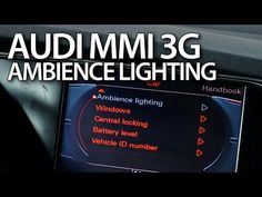 16 Best Audi MMI 3G tips & tricks images in 2016 | A5, Audi