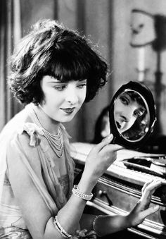 Colleen Moore (1899 – 1988) was an American film actress who began her career during the silent film era. Moore became one of the most fashionable stars of the era and helped popularize the bobbed haircut.