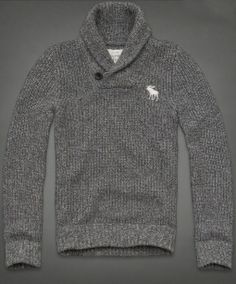 Abercrombie and Fitch mens sweater