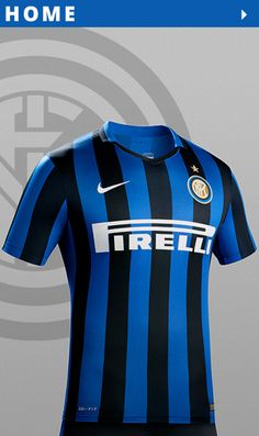 Kit de match de l'Inter