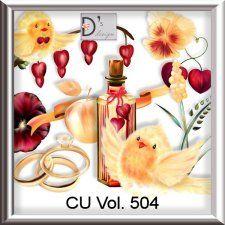 Vol. 504 Love Pack by Doudou's Design  cudigitals.com cu commercial scrap scrapbook digital graphics#digitalscrapbooking #photoshop #digiscrap