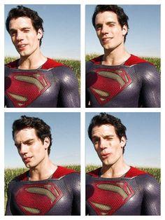 henry william dalgliesh cavill (clark joseph kent / kal-el / superman) (man of…