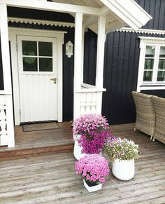 Shabby and Charme: In Norvegia a casa di Sylvi