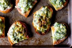 broccoli melts | smittenkitchen.com