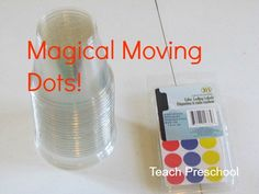 Mouse Magic: Moving Dots by Teach Preschool