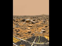 Anniversary of the Mars Pathfinder Landing