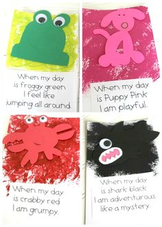 Coming up this week is Dr. Seuss's birthday WoooHoo. I love ALL of his books but this one is super special. I have a deep love for colors and creativity and the book My Many Colored Days i… Dr Seuss Crafts, K Crafts, Color Crafts, Creative Crafts, Preschool Crafts, Crafts For Kids, Dr Suess Books, Dr Seuss Day, Dr Seuss Activities