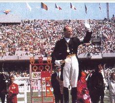 Кизимов И.М. Олимпиада в Мехико 1968 г. 1-е место.