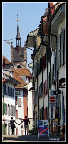 Bale, Basel Stadt, Western Switzerland Copyright: Roland Bassin
