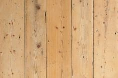 Sanded Victorian Pine Floorboards