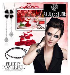 """Atolyestone"" by samketina ❤ liked on Polyvore featuring atolyestone"