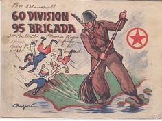 60 DIVISION 95 BRIGADA, POSTAL REPUBLICA  ESPAÑOLA ESCRITA Y FECHADA  20/09/38