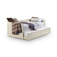Brimnes Daybed Frame With 2 Drawers White Storage