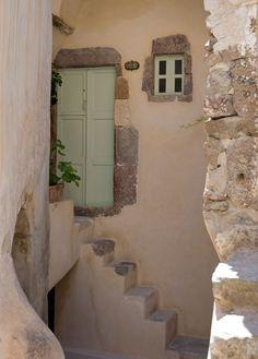 House in Emporio, Santorini