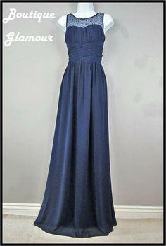 Little Mistress Black Tunic Diamante Embellished Mesh Dress RRP £78 Size 8 10 12