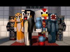 Minecraft | Youtuber Mod Showcase! (Skydoesminecraft, StampyLonghead, TheDiamondMinecart)