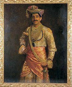 ファイル:HH Maharaja Tukojirao III Holkar of Indore.jpg