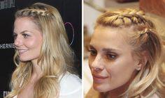 Penteados de festa: opções inspiradas nas celebridades - Cabelos - MdeMulher - Ed. Abril