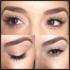 When done professionally eye lash extensions give you long lushes, beautiful lashes that look natural. Eyelash Extensions Aftercare, Semi Permanent Eyelash Extensions, Semi Permanent Eyelashes, Eyelash Extensions Styles, Fake Eyelashes, False Lashes, Eyelash Extensions Natural, Single Lash Extensions, Eyelash Sets