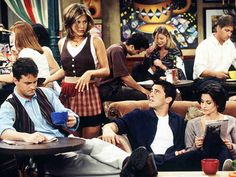 """""""Friends"""" is probably one of the defining TV shows for a generation."""
