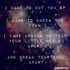 Garbage - Vow  #Garbage #song #lyrics