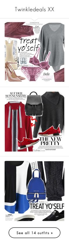 Twinkledeals XX by vanjazivadinovic on Polyvore featuring polyvore twinkledeals fashion style Maje Whiteley GlamGlow clothing polyvoreeditorial treatyourself adidas rag & bone Topshop Puma MICHAEL Michael Kors Casetify Persol J Brand adidas Originals Rika Anja Ted Baker Gianvito Rossi Burberry Miu Miu H&M Leica Gucci RE/DONE Narciso Rodriguez Yves Saint Laurent Monsoon Chloé Kenneth Jay Lane Tiffany & Co. Christian Louboutin Urban Decay vintage