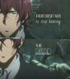 To be dead