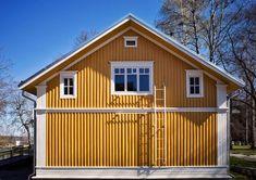 Jukola-talo Tampereella Rural Area, Urban Design, Fine Art Photography, Finland, Photo Art, Shed, Outdoor Structures, Wall Art, Building