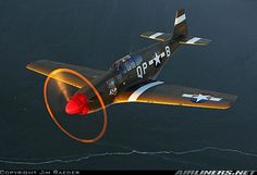 North American P-51C Mustang aircraft picture