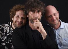 Bryan Fuller, Neil Gaiman &  Michael Green American Gods