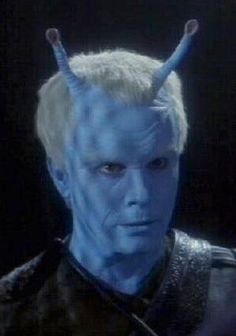 Star Trek Andorian Shran from Enterprise                             http://buyactionfiguresnow.com