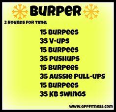 fun workout!