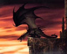 Dragon Lord by Ciruelo Cabral