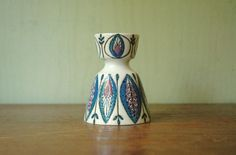 Royal Copenhagen Denmark Fajance  Egg Cup by