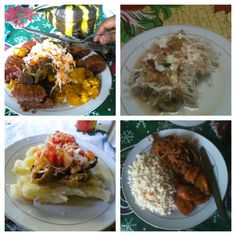 Nicaraguan Food in December From Sue's Blog: Lifelong Learning