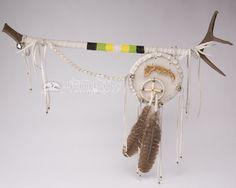 Native American healing stick