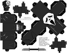 Resultado de imagen para papercraft personajes famosos