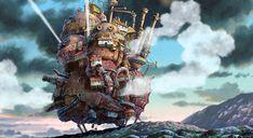 El castillo ambulante (Semana del Cine Japonés en Caracas 2015 / Gran Cine Móvil)