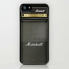 guitar electric marshall amp amplifier apple iPhone 4 4s, 5 5s 5c, iPod & samsung galaxy s4 case on Wanelo