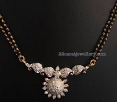 Latest Black Beads Sets Gallery - Jewellery Designs