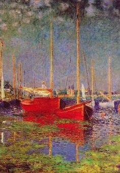 Argenteuil by Monet Canvas Print                                                                                                                                                                                 More