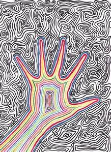 Simple Trippy Art Tumblr