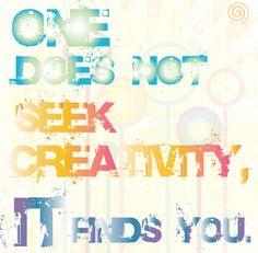 Creativity (Pablo Picasso quote)