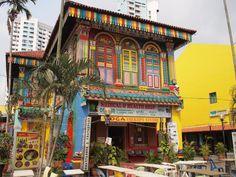 シンガポールで歩きたい魅惑のストリート11選 Singapore, Times Square, Broadway Shows, Fair Grounds, Street, House Styles, Places, Travel, Viajes
