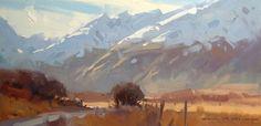 John Crump, Painter in Paradise