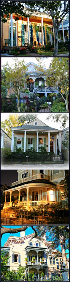 I'd love to live in New Orleans...at least part of the year.