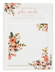Rifle Paper Co. Place Cards. Perfect for Wedding, or any occasion, available at Northlight Homestore