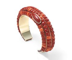 Lee Yazzie bracelet from Glittering World: Navajo Jewelry of the Yazzie Family | National Museum of the American Indian