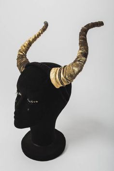 Made to order! No elastic band Larp-proof horns Ram Horns