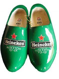 Heineken klompen